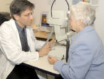 Dynamic Iaminometer for early glaucoma diagnosis