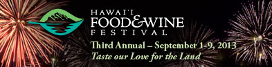 Hawaii Food & Wine Festival