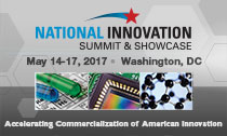 National Innovation Summit & Showcase - May 14-17, 2017 - Washington, DC