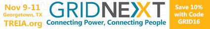 GridNext - Connecting Power, Connecting Poeple - Nov. 9-11, Georgetown, TX
